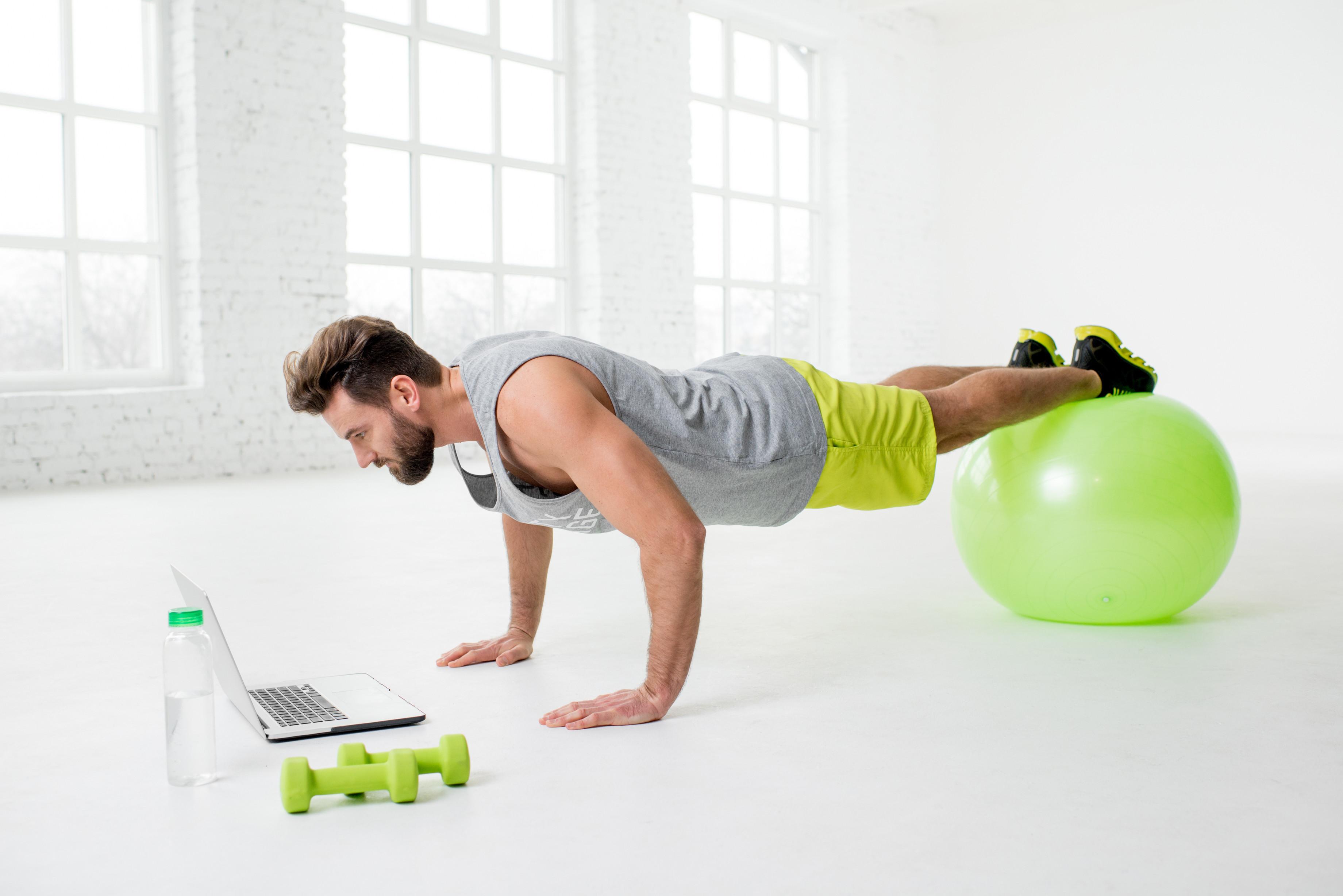 Virtual Elite Workout Class - ZOOM