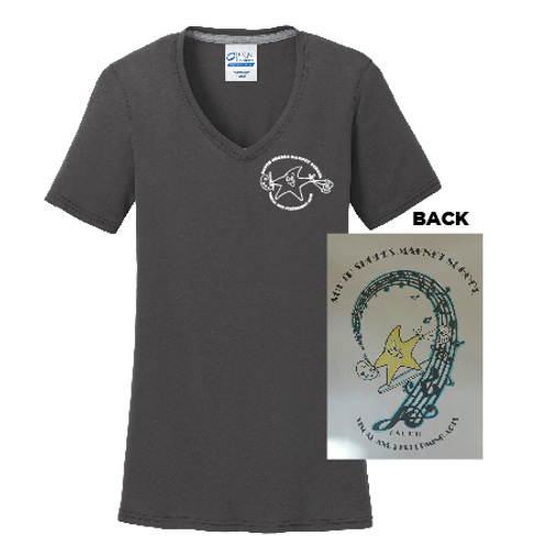 South Shores Women's V Neck