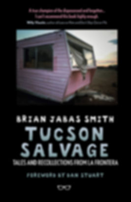 Tucson Salvage Book Cover BrianJabas Smith