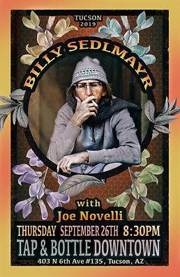 Billy Sedlymayr & Joe Novelli _ Tap & Bo