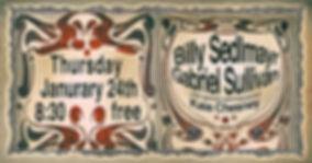 Tap and Bottle Billy Sedlmayr Gabriel Sullivan.jpg