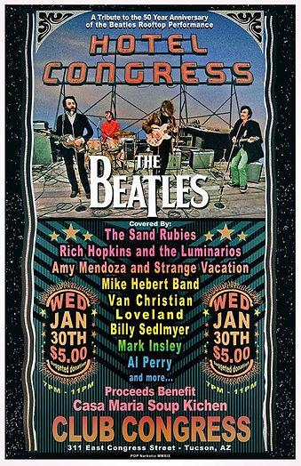Billy Sedlmyer Club Congress Beatles