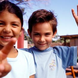 Niños por la Paz