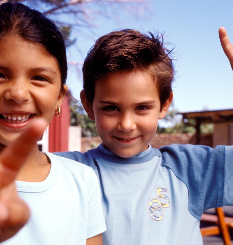 Kinder für den Frieden