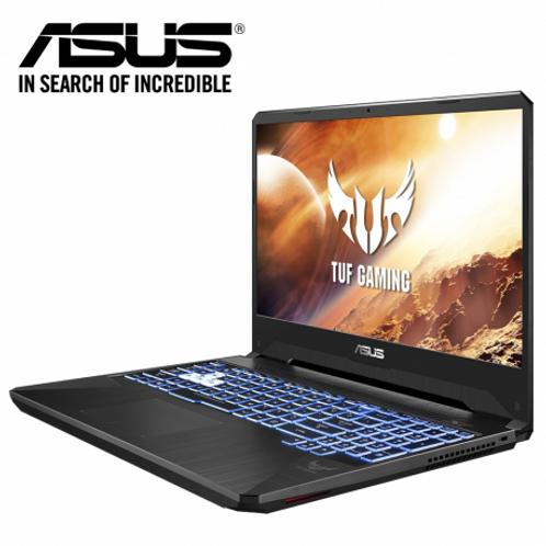ASUS FX505DT GAMING LAPTOP. 16GB RAM. GE FORCE. RYZEN 7
