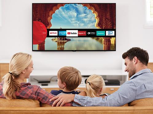 JVC 32 INCH SMART LED TV