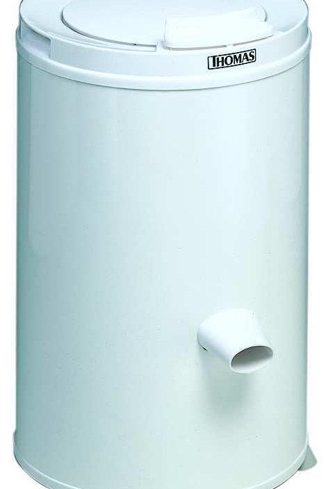 SPIN DRYER WHITE. MODEL NUMBER SEK776