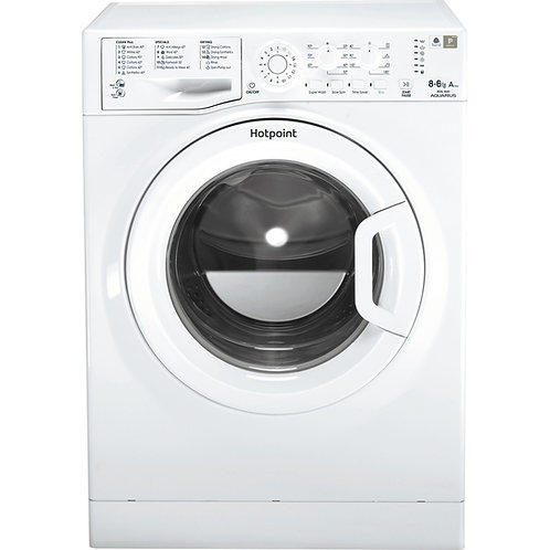 HOTPOINT WASHER AND DRIER . 8GS WASH / 6 KGS DRY