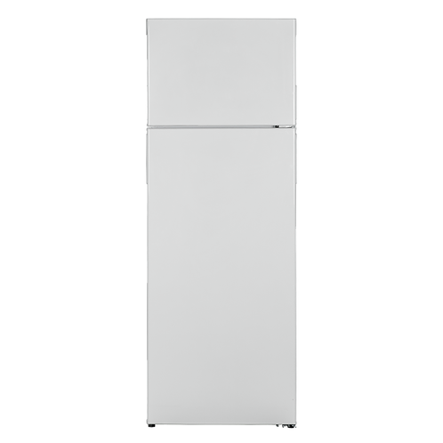 Fridge Freezer Black , White or Inox. Model VB3451A+