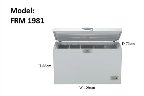 Blomberg Chest Freezer 451 Ltrs. A+.Model FRM1981