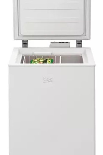 BEKO 104 LTRS CHAEST FREEZER. 5 YR WARRANTY. A+