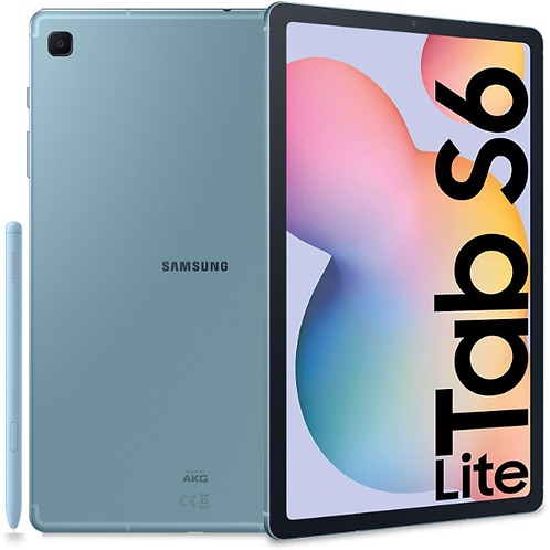 SAMSUNG TAB S6 LITE . WIFI + LTE + STYLUS PEN . 64GB