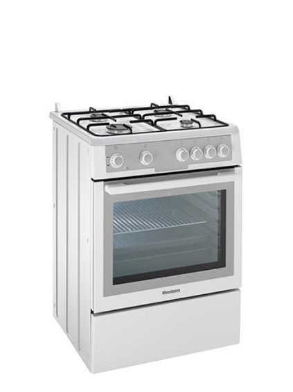Blomberg 60 x 60 Gas Cooker and Hob . 4 Burners. Model GGN9154