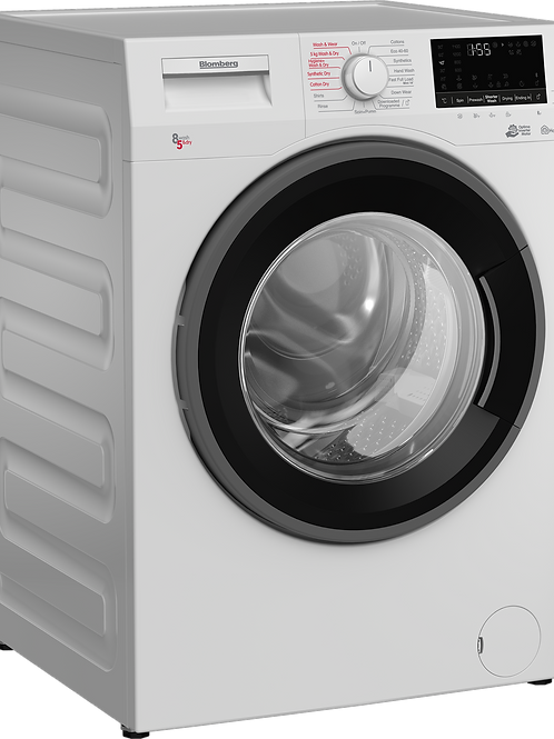 BLOMBERG WASHER / DRIER . 8 KGS WASHING / 5 KGS DRYING. MODEL LRF1854310