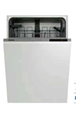 BLOMBERG BUILT IN DISHWASHER . MODEL NUMBER GVN25410