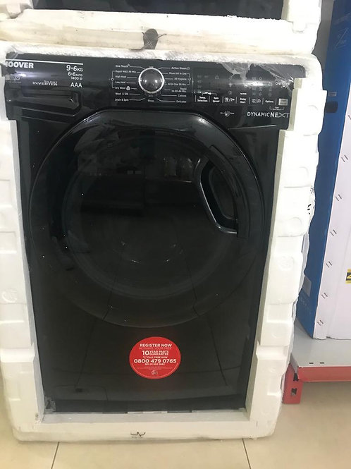 HOOVER 9 KGS WASHER AND 6 KGS DRIER. AAA. WIFI