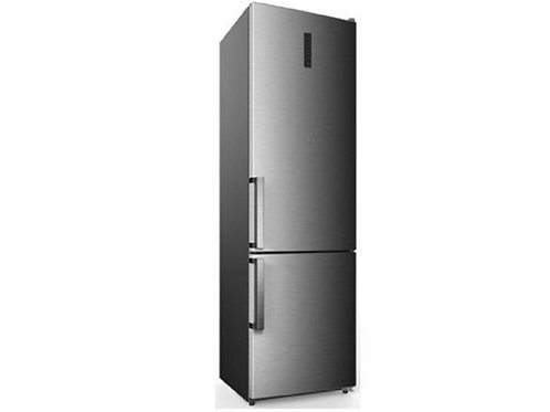 AVG FRIDGE FREEZER. NON FROST. A++. MODEL 468. INOX