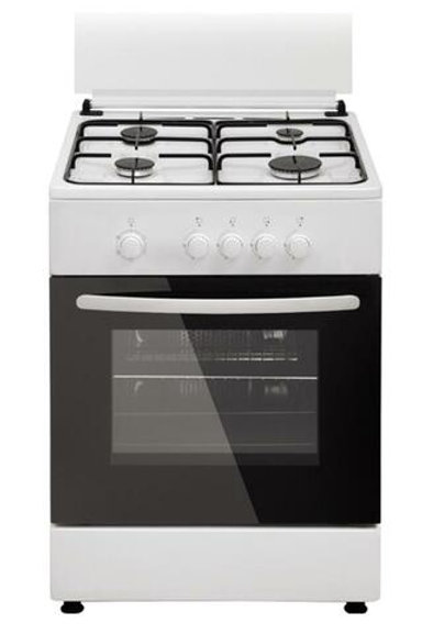 SIMFER 50 X 50 GAS COOKER. MODEL SMF4402NGRBB
