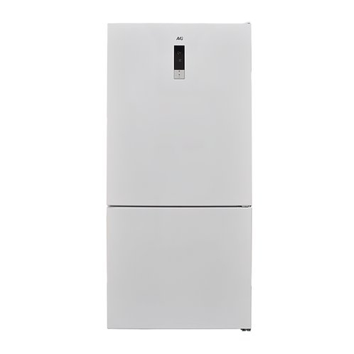 Fridge Freezer Non Frost . 84 cms Width. Model number AVG 653A.White