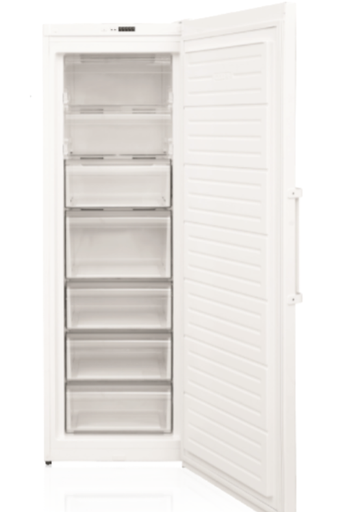 7 DRAWERS FREEZER ONLY. WHITE. NON FROST. MODEL 371