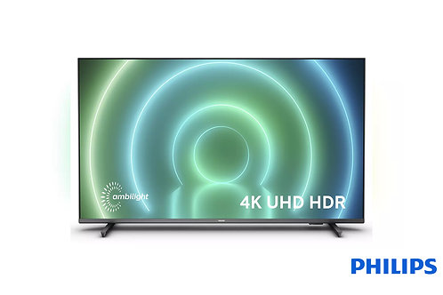 Philips 43″ Ultra HD Android LED TV with Ambilight – 43PUS7906/12