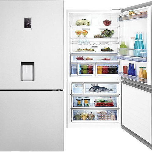 Blomberg Combi Fridge Freezer. Model 3950