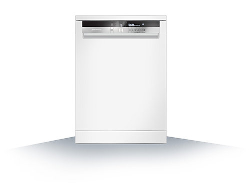 GRUNDING DISHWASHER 13 PLACINGS. FREESTANDING. MODEL NUMBER GNF51040
