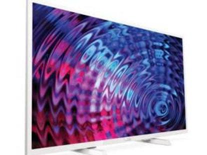 Philips 32″ Full HD LED TV White Frame – 32PFS5603