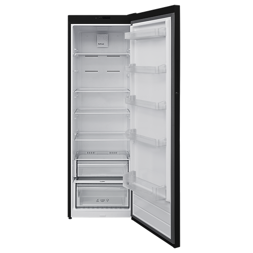 AVG FRIDGE ONLY. NON FROST. MODEL NUMBER 375. INOX OR DARK INOX