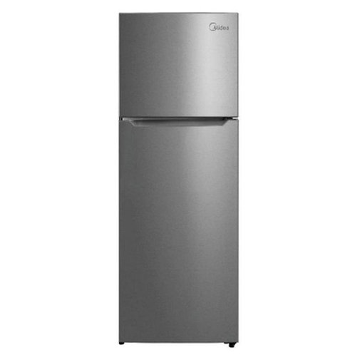 MIDEA 468LTR DOUBLE DOOR . NON FROST. MODEL HD-606. INOX