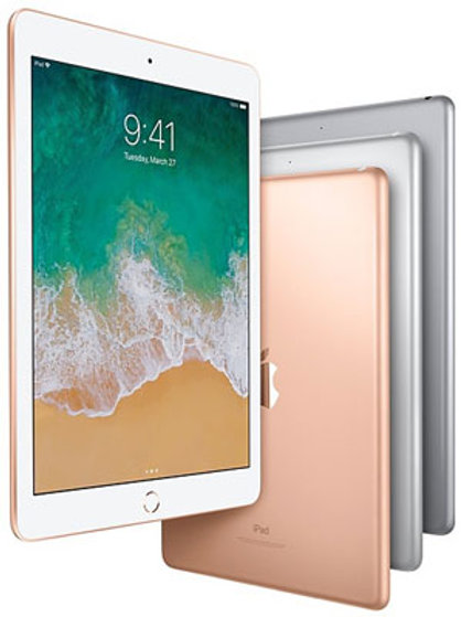 Apple Ipad 6Th Gen 2018. 32gb Wifi