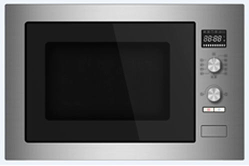 MIDEA BUILT IN CONVECTION MICROWAVE. 34 LTRS. MODEL AC034B8S