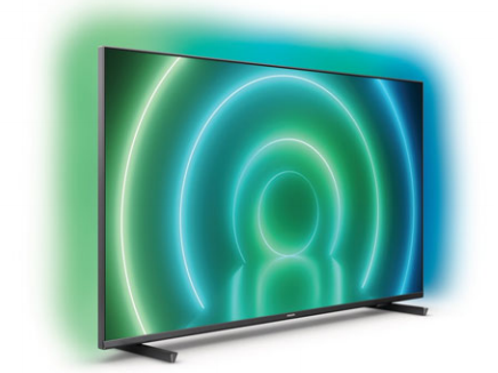 Philips 50″ Ultra HD Android LED TV with Ambilight – 50PUS7906/12