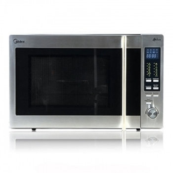Convection 30 ltrs Microwave with Defrost and Grill. Inox .Model number 930