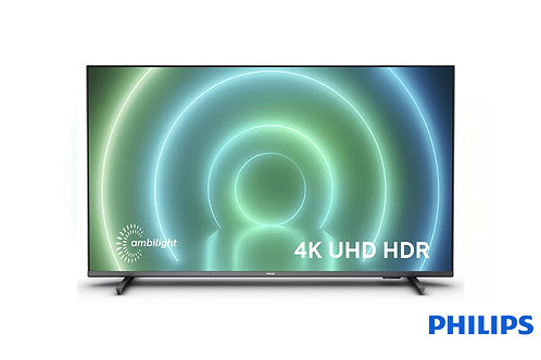 Philips 55″ Ultra HD Android LED TV with Ambilight – 55PUS7906