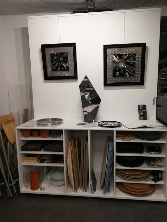 Evasion Mosaïque, nouvel atelier à Menthon St Bernard