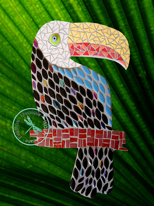 "KIT MOSAIQUE ""TOUCAN"" ©"