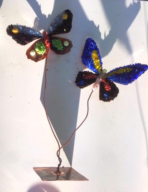 Papillons de Frédérique