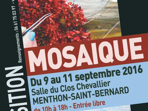 """Prochaine exposition à Menthon St Bernard sur le thème """"entre lacs et Montagnes""""."""