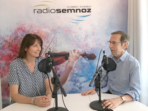Sur Radio Semnoz !
