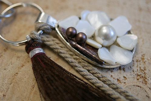 Bijou de sac © Perles d'eau