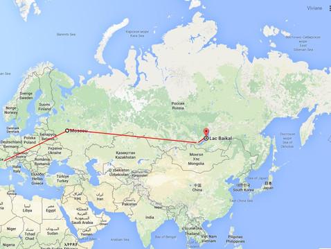 Résidence Artistique en Sibérie