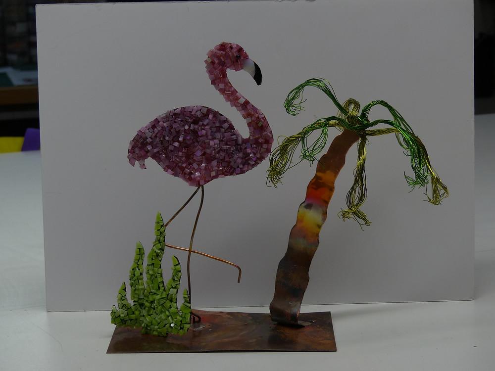 Flamand rose de Maud