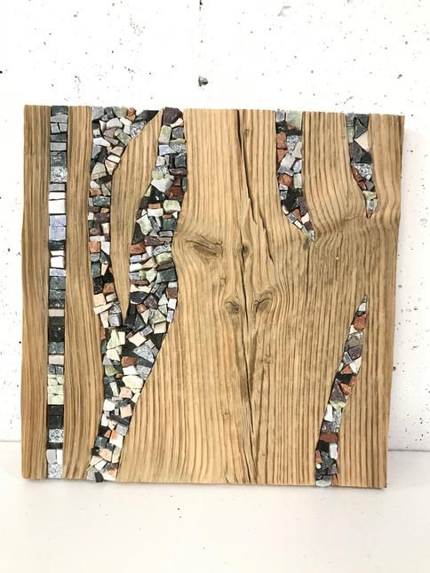 Stage Mosaique et bois