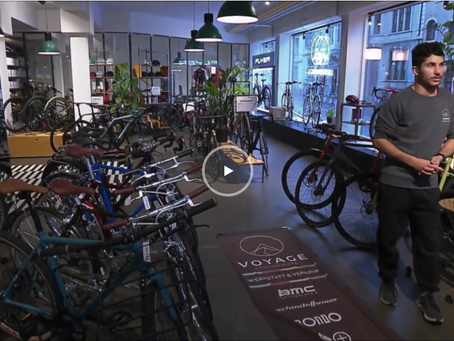 Voyage Cycling Store in Telebasel