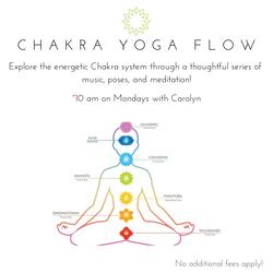 Chakra Yoga Series (3)