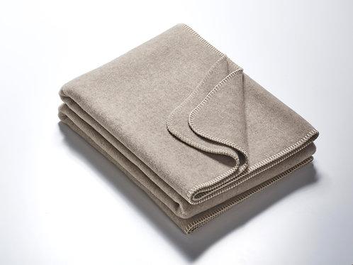 Die Decke 2,20m – graumeliert