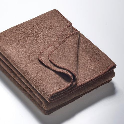 Die Decke 2m – naturbraun