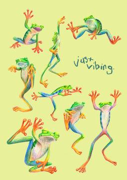 Just Vibing