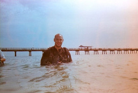 My first Open Water Dive